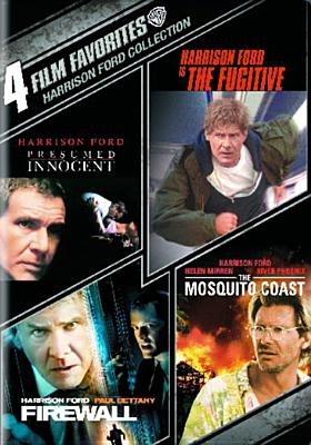 4 FILM FAVORITES:HARRISON FORD COLLEC BY FORD,HARRISON (DVD)