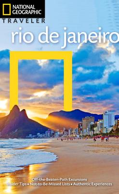 National Geographic Traveler Rio De Janeiro By Sommers, Michael/ Wilson, Peter (PHT)
