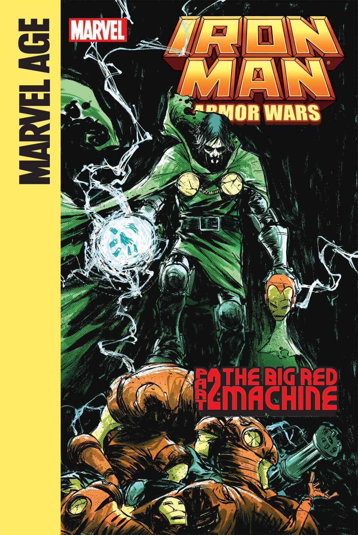 Iron Man and the Armor Wars 2 By Caramagna, Joe